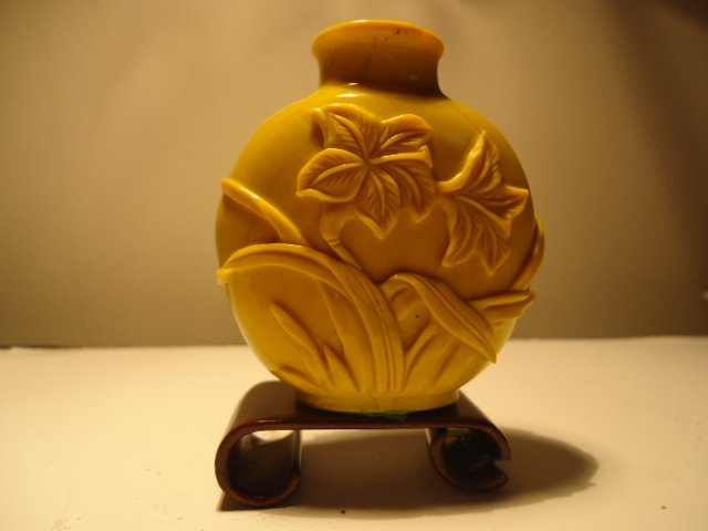 8: CHINESE SNUFF BOTTLE