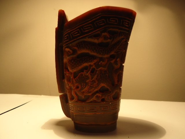 11: CHINESE HORN CUP