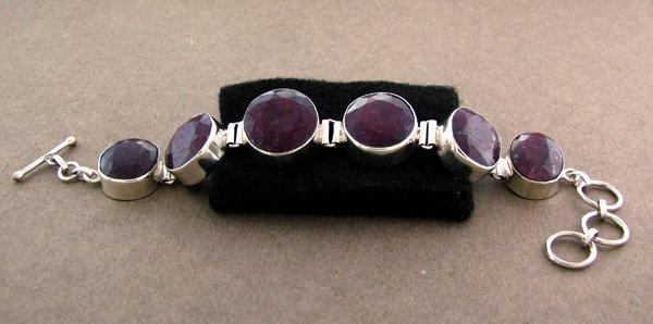 1: Ruby  Bracelet