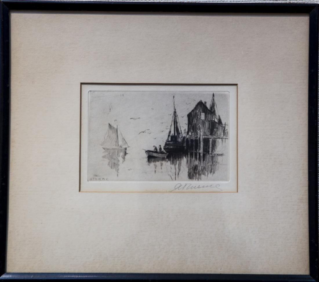Anthony Thieme 1888-1954 Motif