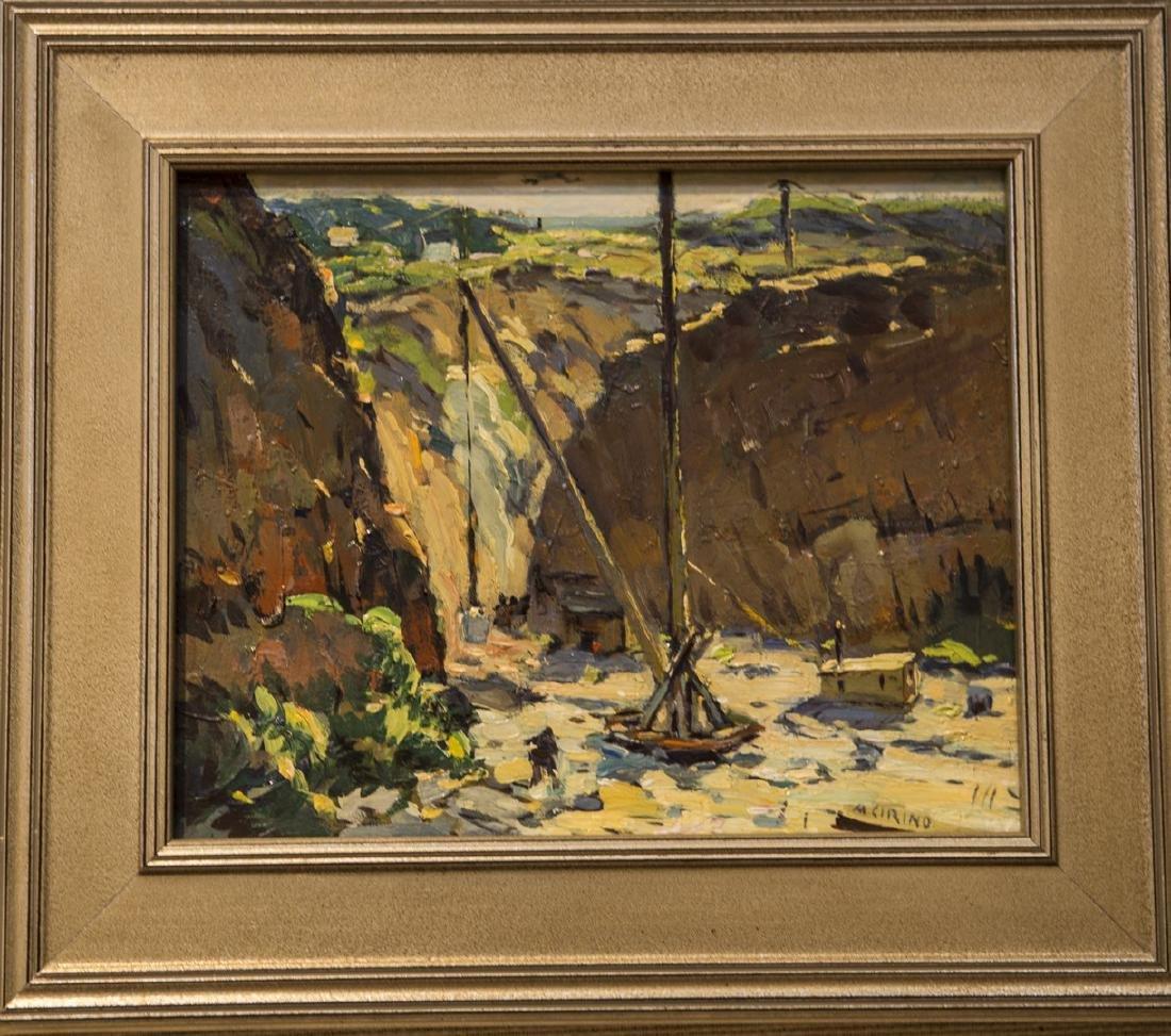 Antonio Cirino 1888-1983 Granite Cove