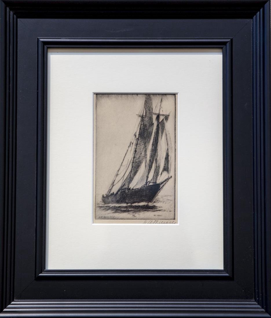 Anthony Thieme 1888-1954 The Thibault