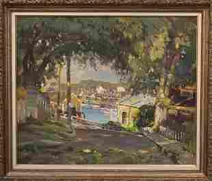 Antonio Cirino 1888-1983 Rocky Neck East Gloucester