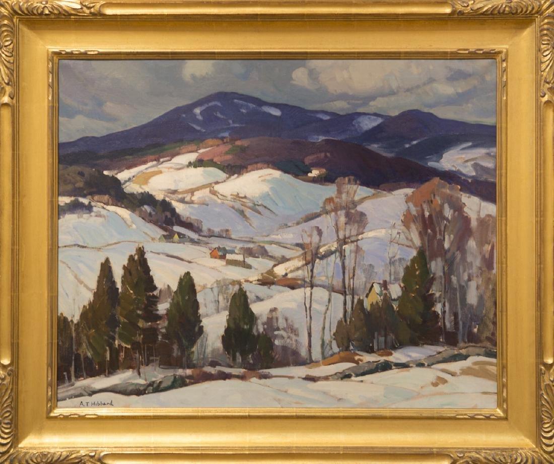 Aldro T. Hibbard 1886-1972 Weston Vermont