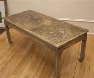Max Kuehne 1880-1968 Coffee Table