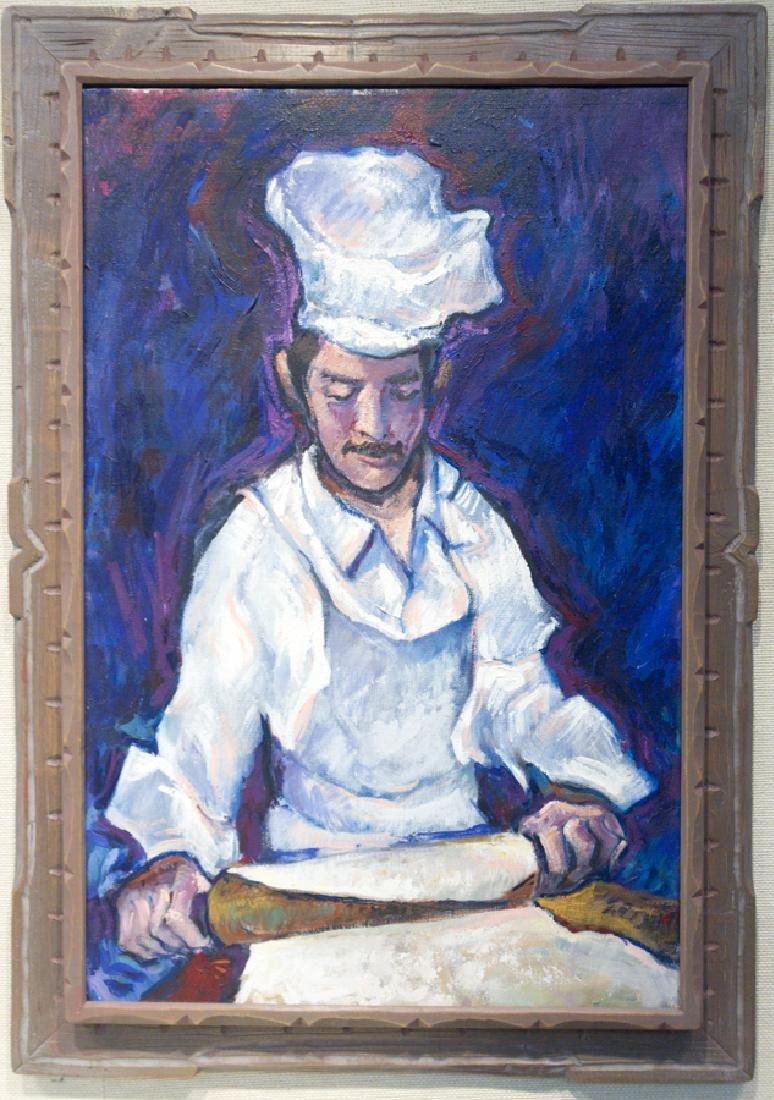 Al Czerepak 1928-1986 Baker