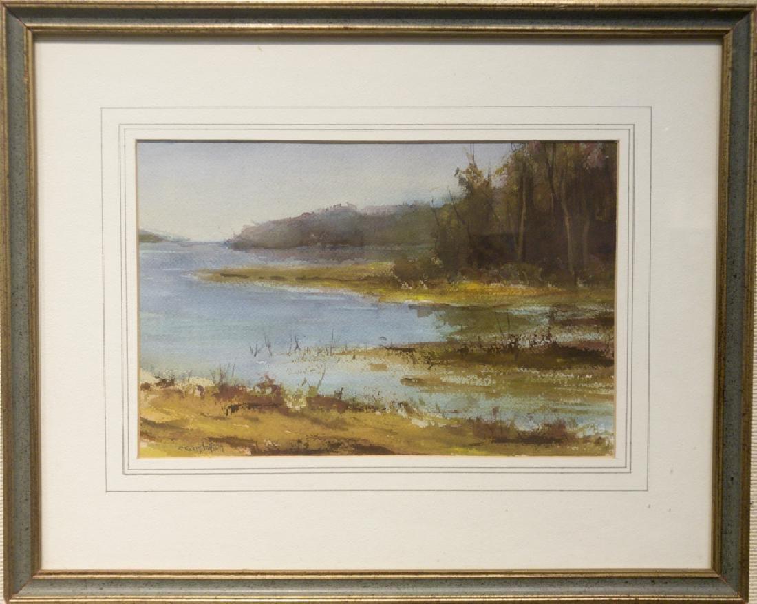 Carl  Gustafson 1910-2011 High Tide