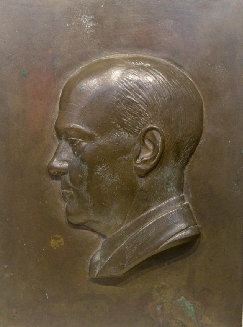 Paul Manship 1885-1966 Clendenin Ryan, 1937