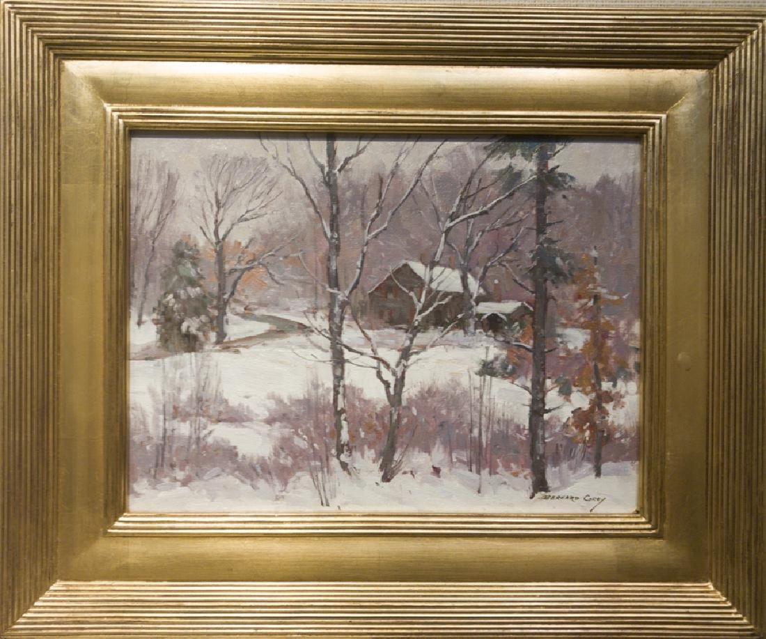 Bernard Corey 1914-2000 Winter Solitude