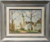 Joseph Rimini 19202000 Rockport Church