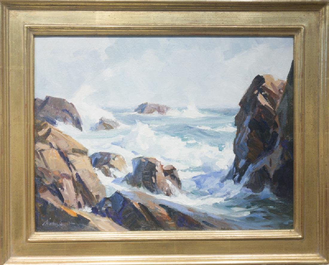 Gordon Grant 1875-1962 Wind and Tide