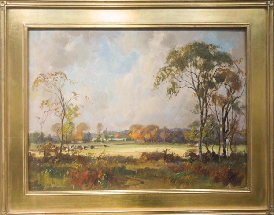 Wayne Morrell 1923-2013 Autumn Meadows