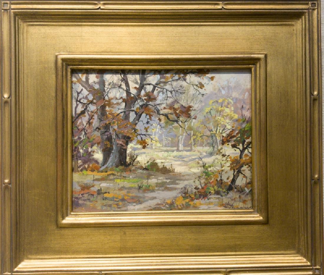 Charles Vickery 1913-1998 Autumn