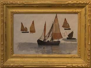 George Wainwright Harvey 1835-1920 Studies of Fish