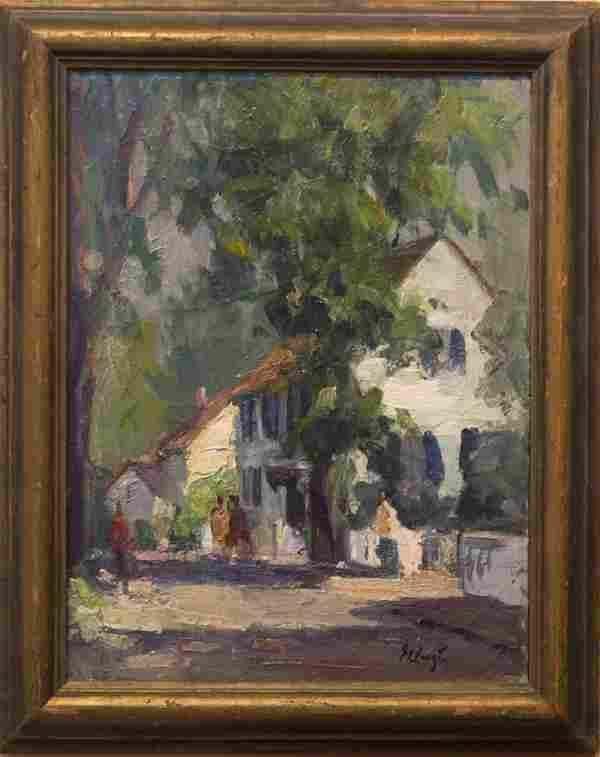 Maria Veronica Liszt 1902-1992 Cape Ann Street