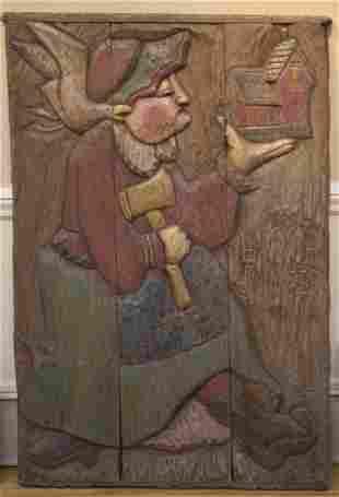 Al Czerepak 19281986 Hannah Jumper