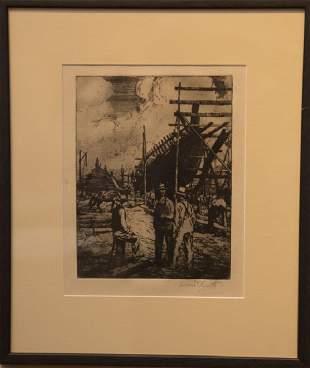 Howard Smith 18851970 Boat Buiding