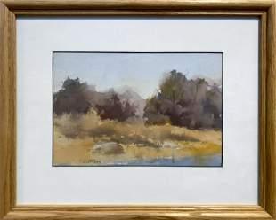 Carl Gustafson 19102011 Edge of the Marsh