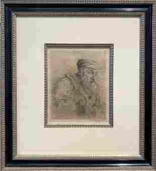 William Meyerowitz 18871981 The Immigrant