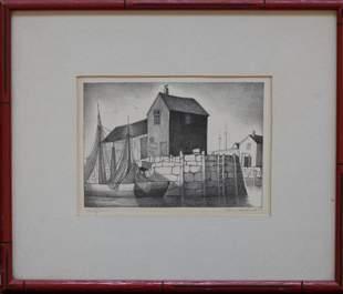 Vera Andrus (1896-1979) Motif No. 1