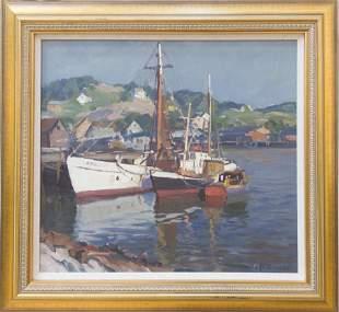 Emile Gruppe (1896-1978) Smith's Cove
