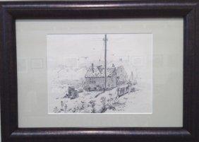"""Antonio Cirino ,""""Fisherman's Homestead"""""""