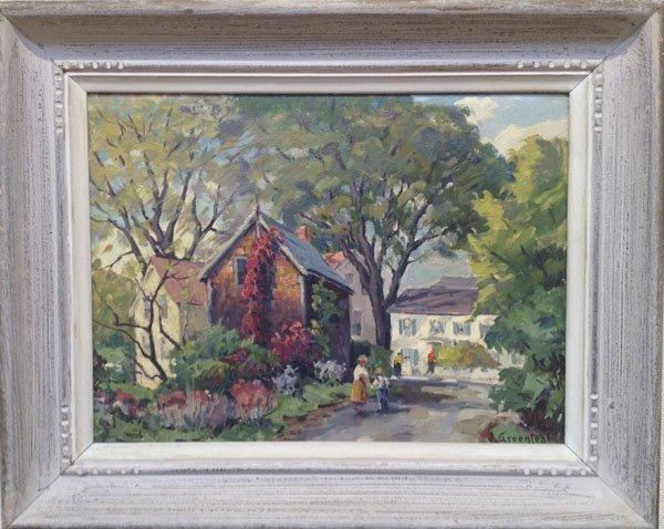 "105: Jacob Greenleaf Rockport Street"""