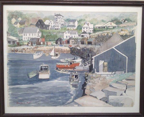 "111: Charles Pont Pigeon Cove, Rockport"""