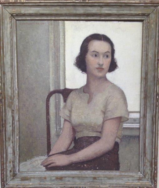 """143: Emma Fordyce MacRae N.A. Woman Alone"""""""