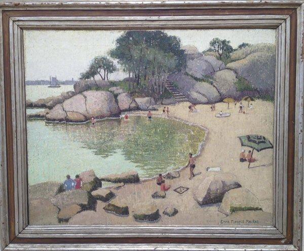 """168: Emma Fordyce MacRae N.A. Half Moon Beach"""""""