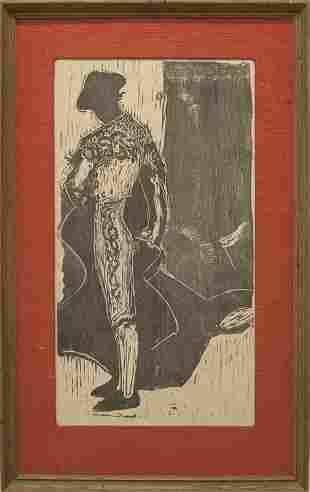 "Alfred Czerepak, ""The Matador"""