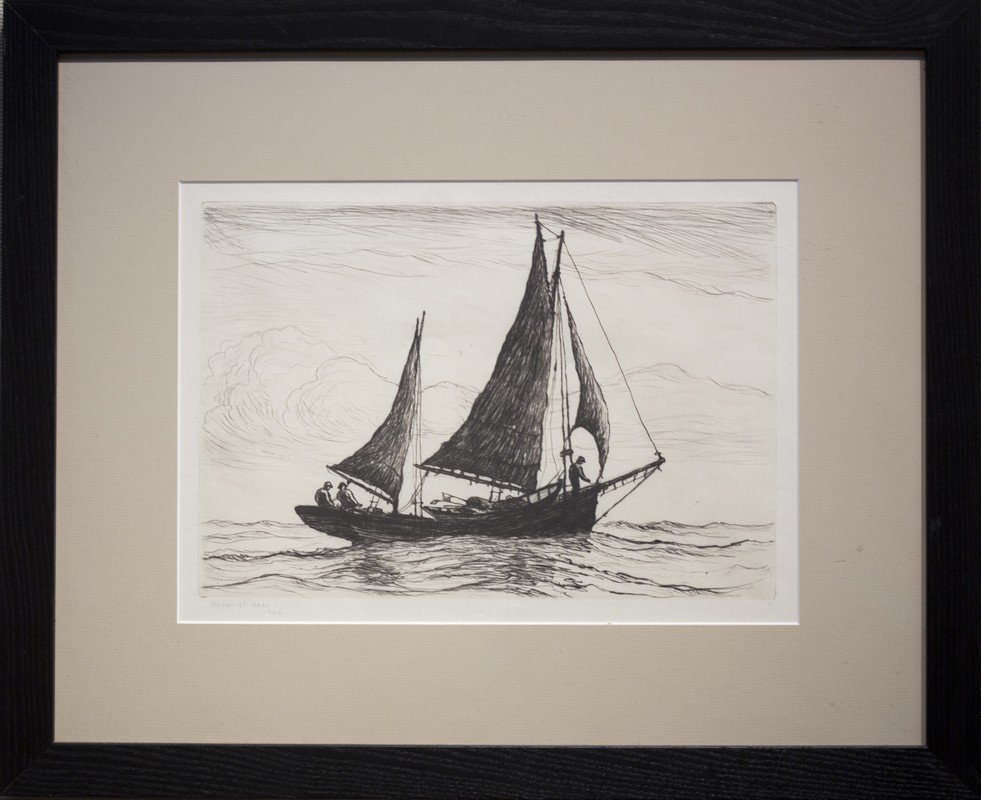 "Reynolds  Beal ,  "" Single Ship"""