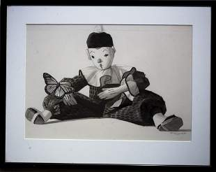 """Stow Wengenroth , """" Doll"""""""
