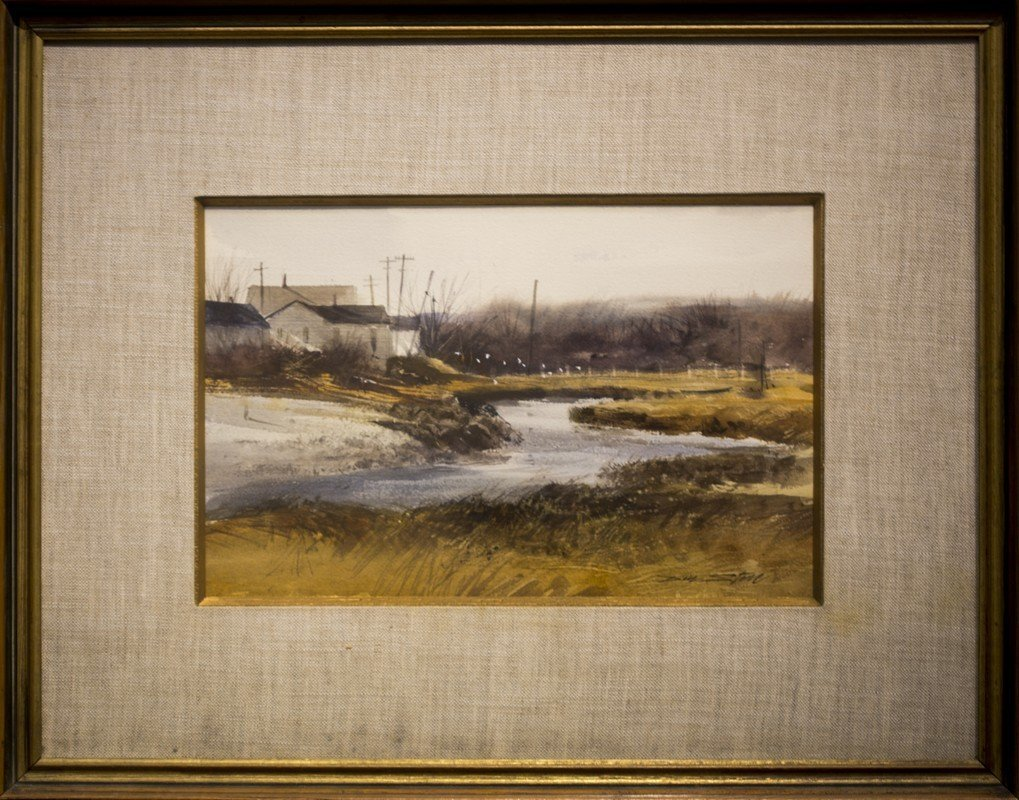 """Don  Stone ,  """" The Inlet"""""""