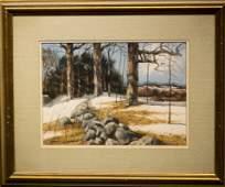 Joseph LC  Santoro    Landscape