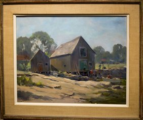 "L. Lawrence , "" Lanes Cove"""