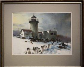 "Ferdinand R. Petrie , "" Eastern Point Light"""