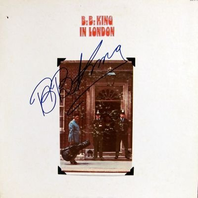 4: BB King Signed In London LP
