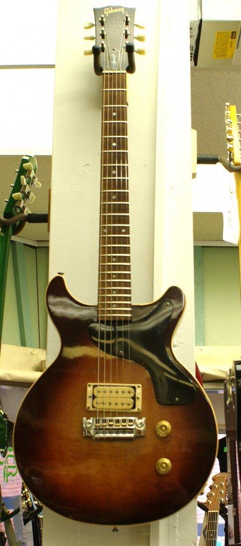 30: 1983 Gibson Spirit Vintage Guitar With Hard Case - Jun
