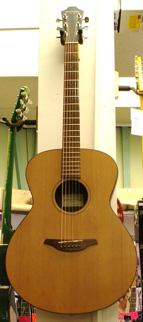 stonebridge gs40 cm vintage acoustic guitar hard ca