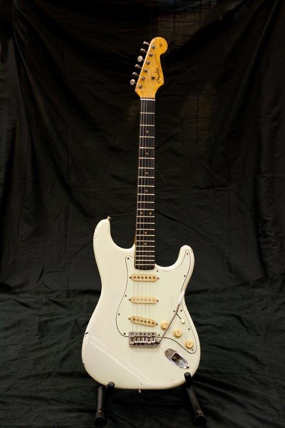 107: Orginal 1963 Fender Stratocaster USA pre CBS