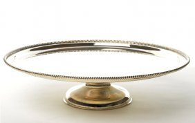 Lambidis Large Plated Platter