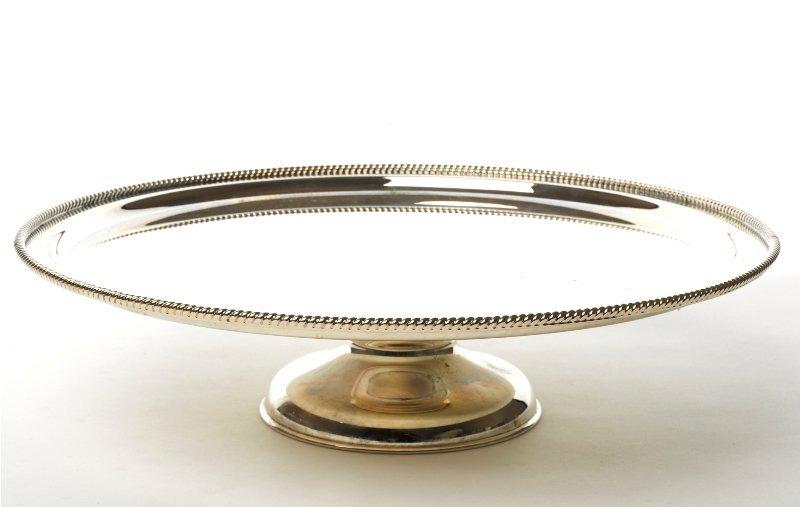 127: Lambidis Large Plated Platter