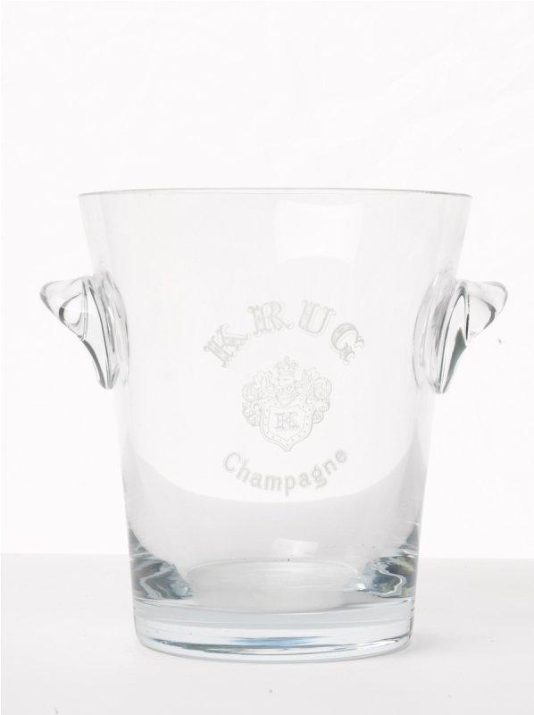 138: Krug Crystal Champagne Bucket