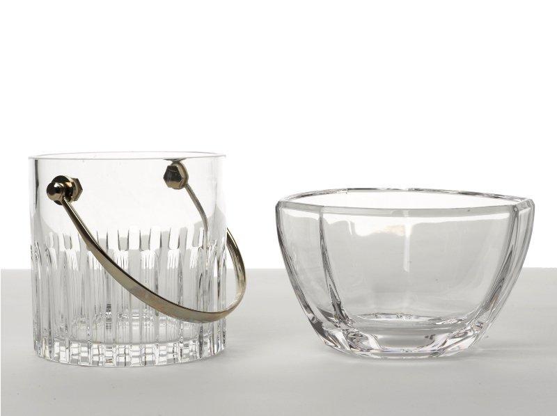 139: Baccarat Crystal Ice Bucket