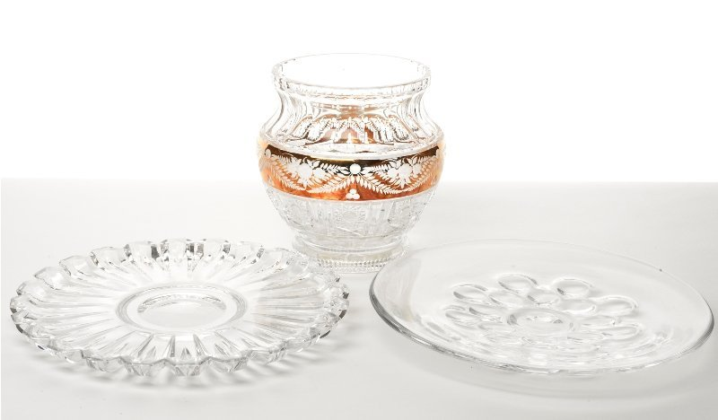 141: Collection of Crystal Bowls