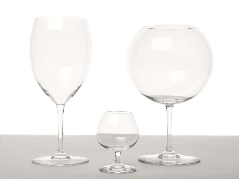 158: Collection of Crystal Stemware