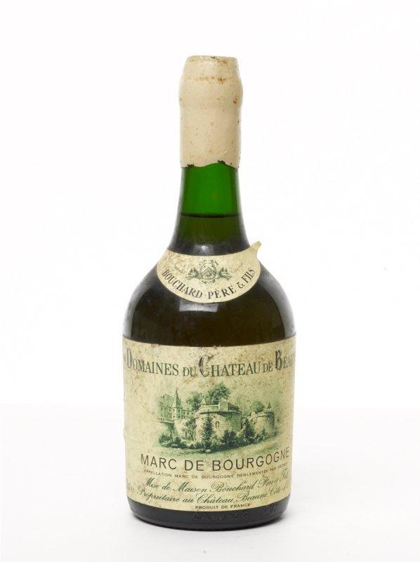 167: Domaines du Chateau de Beaune Marc de Bourgogne