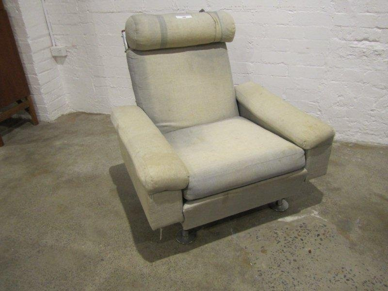 1: Illum Wikkelso Lounge Chair