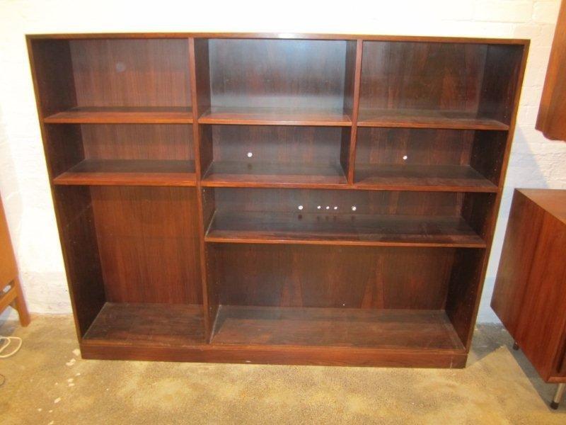 2: Palisander Brazilian Rosewood Bookcase